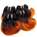 Jeden díl Vlnitá Lidské vlasy Vazby Brazilské vlasy Lidské vlasy Vazby Vlnitá