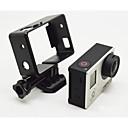 GoPro アクセサリ LCDスクリーン / glatte Rahmen / 保護ケース / 三脚 / ねじ / Sog / ストラップ / 取付方法のために-Action Camera,Gopro Hero1 / Gopro Hero 2 / Gopro Hero 3 /