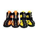 Mačke / Psi Cipele i čizme Bijela / žuta Proljeće/Jesen Miješani materijalPas Cipele