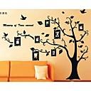 Foto okvir drvo zidne naljepnice zooyoo2141 djeca soba zid umjetnosti dnevni boravak zidne naljepnice