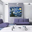 olejomalby jeden panel moderní abstraktní krajina ručně malované plátno připraven k zavěšení