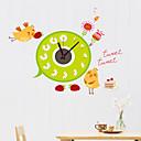 DIY 3d crtani piletina zidni sat