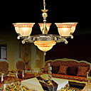 lusteri 220 brončanu europsku retro klasik