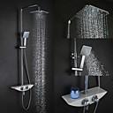 Současné Dešťová sprcha Pochromovaný vlastnost for  Déšť , Sprchová hlavice