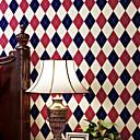 Art Deco Tapeta Suvremena Zidnih obloga,Netkani papir Da
