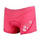 KINGBIKE® Cyklistické prádlo Dámské Prodyšné / Rychleschnoucí / 3D Pad / Redukuje pot Jezdit na koleKraťasy / Spodní prádlo šortky /