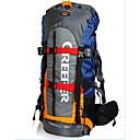 60 L Batohy / Malé batůžky / Cyklistika Backpack / Ruksak Outdoor a turistika / Lezení / cestování OutdoorVoděodolný / Voděodolný zip /