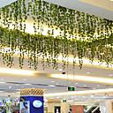 Podružnica Polyester Biljke Zidno cvijeće Umjetna Cvijeće 200*6*6