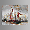 Pejzaž / Arhitektura Canvas Print Jedna ploča Spremni za objesiti , Horizontalan