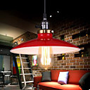 アメリカの産業カフェバー屋根裏ロフトスタイルの研究UFOつりランプ