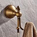 haljinu kuka, starinski mesing završni zid, kupaonica pribor