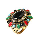Prstenje Moda Party Jewelry Pozlaćeni Žene Prstenje sa stavom 1pc,Univerzalna veličina Zlatna