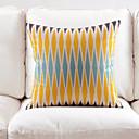 Pamuk / Posteljina Navlaka za jastuk , Geometrijski Modern/Comtemporary