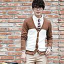 pánská móda nový tenký svetr volný čas
