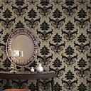 Cvijetan Tapeta Retro Zidnih obloga,Netkani papir Da