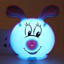 Energeticky úsporné LED Králík světlo ovládaný režim noční světlo lampy