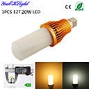20W E26/E27 LED corn žárovky T 260 SMD 3528 1700 lm Teplá bílá / Chladná bílá Ozdobné AC 220-240 / AC 110-130 V 1 ks