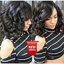 kratke ljudske kose perika bob za crne žene bočni dio čipke Prednji vlasulja brazilain tijelo vala puna čipke ljudske kose perika