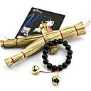 Jewelry Inspirirana Hell Girl Cosplay Anime Cosplay Pribor Narukvice Crna Artificial Gemstones / Straw Rope Female