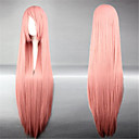 ロリータウィッグ 甘ロリータ プリンセス 超ロング丈 ピンク ロリータウィッグ 100 CM コスプレウィッグ ゼブラプリント かつら のために 女性