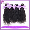 グレード7aのホット品質インド変態カーリーバージンヘア織りヘアエクステンション未処理の髪製品