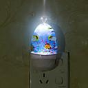 素敵な海底世界のスマート光制御緊急キッズルーム家の装飾(アソートカラー)のための夜の光を主導しました