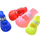 Psi Cipele i čizme Moda Srebrna / Narančasta Proljeće/Jesen Plastika Klasika,Pas Cipele