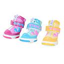 Psi Cipele i čizme Moda Zima Bijela / Plav / Narančasta PU Leather