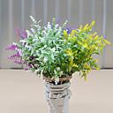 高品質のラベンダーの花の家の装飾の花のキット1個/セットのシルクフラワーシルクフラワー造花