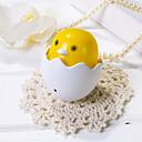 lijepu žutu patka jaje pametna svjetla pod kontrolom hitne vodio noćno svjetlo za djecu sobnoj uređenje doma