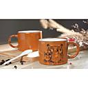 ručně malované keramiky pohár velké hrnky osobnost šálek kávy retro restaurace šálek čaje 300 ml