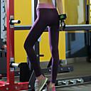 Dámské Běh Kalhoty Spodní část oděvu Prodyšné Rychleschnoucí Vysoká prodyšnost (> 15,001 g) Komprese Jaro Léto Podzim Jóga Fitness Běh