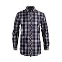 JamesEarl Muškarci Kragna košulje Dugi rukav Shirt & Bluza Siva - MB1XC000635