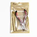 Pinzety Mikro kroužky Potřeby na prodlužování vlasů hliník 3 Nástroje paruky vlasy