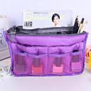 צבע ממתקי חבילת הודאה קוסמטית ניידות חבילת חבילה לשטוף שקיות נסיעות גמר מנות