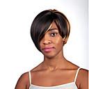 syntetické paruky vysoce kvalitní populární strana paruky mix barevný středně dlouhou rovnou ženské