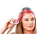 一時的な髪チョークDIYのヘアスタイリング簡単に色簡単洗浄4色