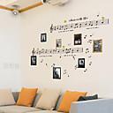 Glazba / Mrtva priroda / Moda / Vintage / Slobodno vrijeme Zid Naljepnice Zidne naljepnice,PVC 70*50*0.1