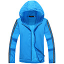 Planinarenje Majice Muškarci Vodootpornost / Prozračnost / Quick dry / Prednji Zipper / Anti-zračenje Proljeće / Ljeto / Jesen / Zima