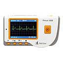 přenosné srdce monitoru EKG elektrokardiogram s barevným LCD obrazovky