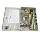 12v 20a DC 18 napajanje kutija auto-reset / 12v20a napajanje / prekidač napajanja, 110 / 220V AC ulaz