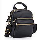 メンズ PVCバッグ フォーマル ウエストポーチ ブラウン / ブラック