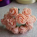 1pc 1 Podružnica Plastika Biljke Zidno cvijeće Umjetna Cvijeće 10*10*5cm