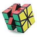 Magic Cube / Puzzle Toy IQ Cube Shengshou Three-layer / Alien Flourescent / Professional Level Smooth Speed CubeMagic