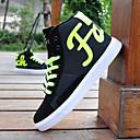 Boty Černá / Zelená / Bílá Pánské boty PU Běžné