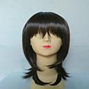 kratka vlasulja ženske slatka ravno bob cosplay perike otporan na toplinu puna kose perika