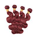 חלק 1 Body Wave שוזרת שיער אנושי שיער מלזי שוזרת שיער אנושי Body Wave