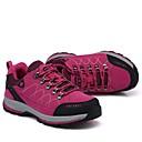 Atletické boty-SemišDámské-Růžová Fialová-Outdoor Atletika Work & Safety-Nízký podpatek