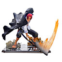 číslice nula bitva postavy červené vlasy piráti shanks anime akční modelu hračka