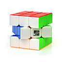 Dayan® スムーズなスピードキューブ 3*3*3 / ストレス鎮痛 / マジックキューブ アイボリー プラスチック